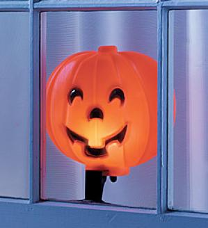 Pumpkin Window Taper