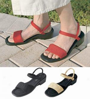 Red Size 38 Arcopedico Sandal