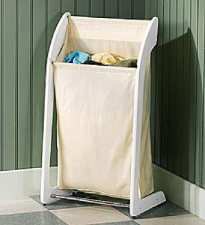 Slim Laundry Hamper