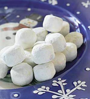 Snow Cookies