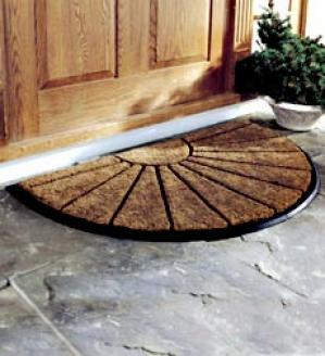 Sunburst Doormat, 30
