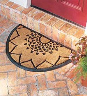Sunflower Coir Mat