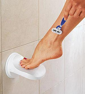 The Foot Thing (shower Footrest)
