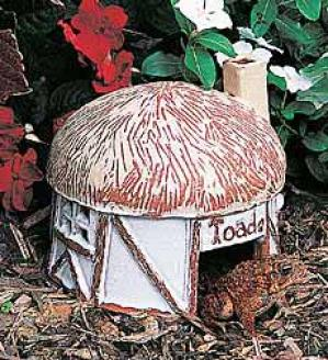 Tudor Toad House