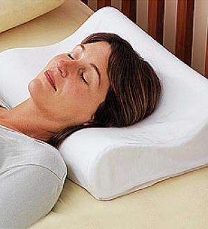 Ultralight Contour Pillow