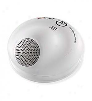 Vocal Smoke Detector