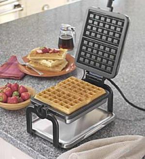 Waffle Mqker