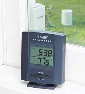 Wireless Rain Gauge