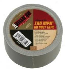 100 Mph Hd Duct™ Tape ~ Matt Finish, 48mm Spacious X 9 Meter Roll