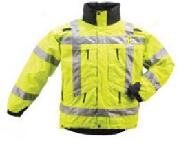 5.11 Tactial® 3-in-1 Reversible High-vis Parka