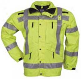 5.11 Tactical® Hi-vis Parka Shell