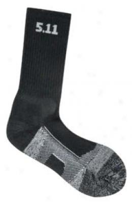 5.11 Tactical® Level 1 Coolmax® 6'' Crew Socks