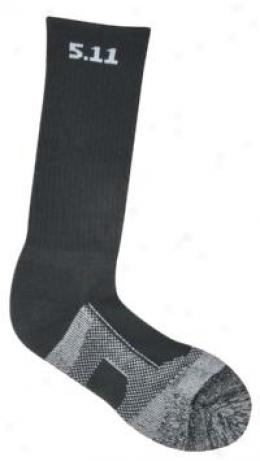 5.11 Tactical® Level 2 Coolmax® 9'' Boot Socks