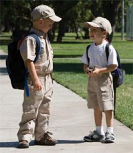 5.11 Tactical® Recruit Short Sleeve Kid's Shirt