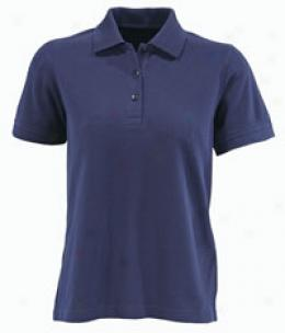 5.11 Tactical® Women's Short Sleeve Proopolo