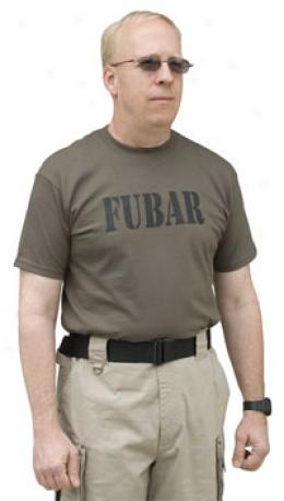 A-team™ Fubar™ T-shirt- Olive Drab