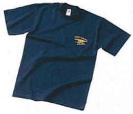 A-team™ Navy Udt/seal Team Instructoor's Shirt