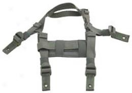 Ach 4 Point Retention Chin Strap Assembly