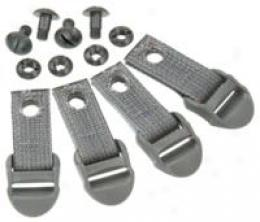 Ach Helmet Retention Repair Kit - 4 Piece