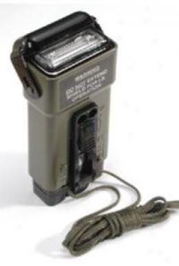 Acr Ms-2000(m)® Csar - Combat Search & Rescue- Strobe Light W/ Ir Night Vision Filter