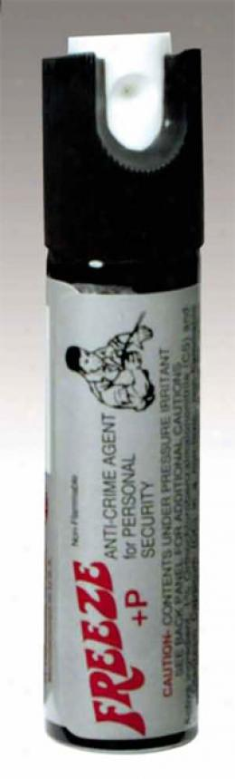 Aerko Freeze+p™ Oc Personao Defense Spray - Safety Cap Streamet 3/4oz *ra*