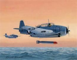 Aircraft Of The World Prints Us Grumman Tbf Avenger