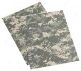 Armed Forces Acu / Abu Seat Repair No-iron Patches