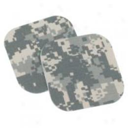 Armed Forces Acu Uniform Repair No-iron 4'' X 4'' Patches