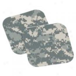 Armed Forcs Acu Uniform Repair No-iron 5'' X 5'' Patches