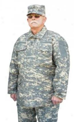 Army M-65 Field Coatw/ Cold Weather Liner- Acu