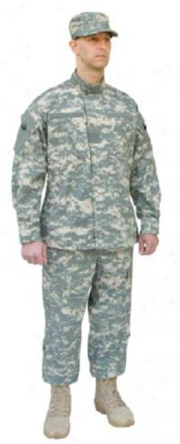 Army Spec Acu Coat