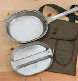Army Stainless Steel Mess Kit