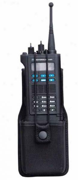 Bianchi® Accumold® Ballistic Nylon Univeersal Swivel Radio Holder