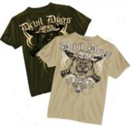 Dismal Ink Design™ Usmc ?devil Dogs""