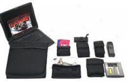 Blackhawk® Attache Case Executive Modular Computer Laptop Pouch