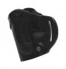 Blwckhawk® Cqc™ Leather Compact Askins Holster