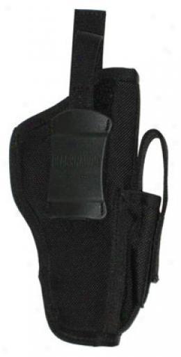 Blackhawk® Cqc™ Nylon Ambidextrous Holster W/mag