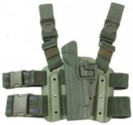 Blackhawk® Cqc™ Tactical Serpa™ Thigh Holster