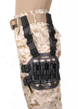 Blackhawk#&174; Cqc™ Tactical Serpa™ Modular Drop Leg Platform Only