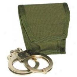 Blackhawm® Double Handcuff Pouch W/ Speed Clils