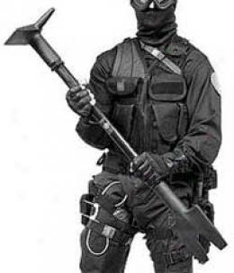 Blackhawk® Dynamic Entry® Sparkarrestor Gorilla Shoal - 40''