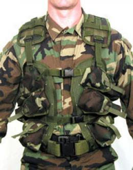 Blackhawk® Enhanced Soldier's Load Bearing Vest