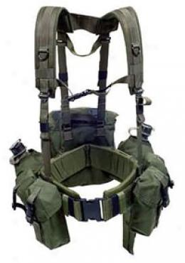 Blackhqwk® Load Bearing Suspenders/barness