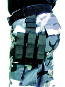 Blackhawk® Omega Elite™ Triple Pistol Mag Pouch