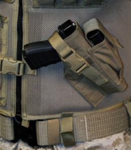 Blackhawk® Omega Elite Cross Inhale / Pistol Mag Vest