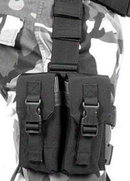 Blackhaw® Omega M16 Pouches Black