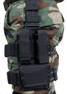 Blackhawk® Omega Pistol Mag/cuff Pouch