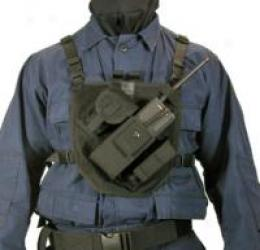 Blackhwak® Patrol Radio Chest Harness