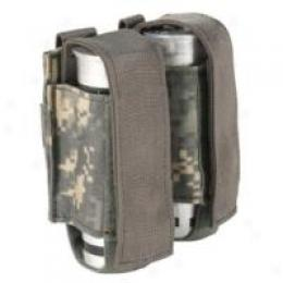 Blavkhawk® S.t.r.i.k.e. 40mm Double Grenade Pouch W/ Succeed Clips