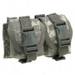 Blackhawk® S.t.r.i.k.e. Gen-4 Double Frag Grenade Bag W/speed Clip